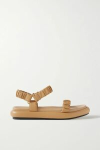 Etro - Printed Silk-chiffon Tunic - Yellow