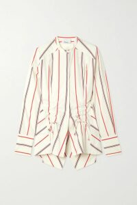 Balenciaga - Canvas Parka - Black