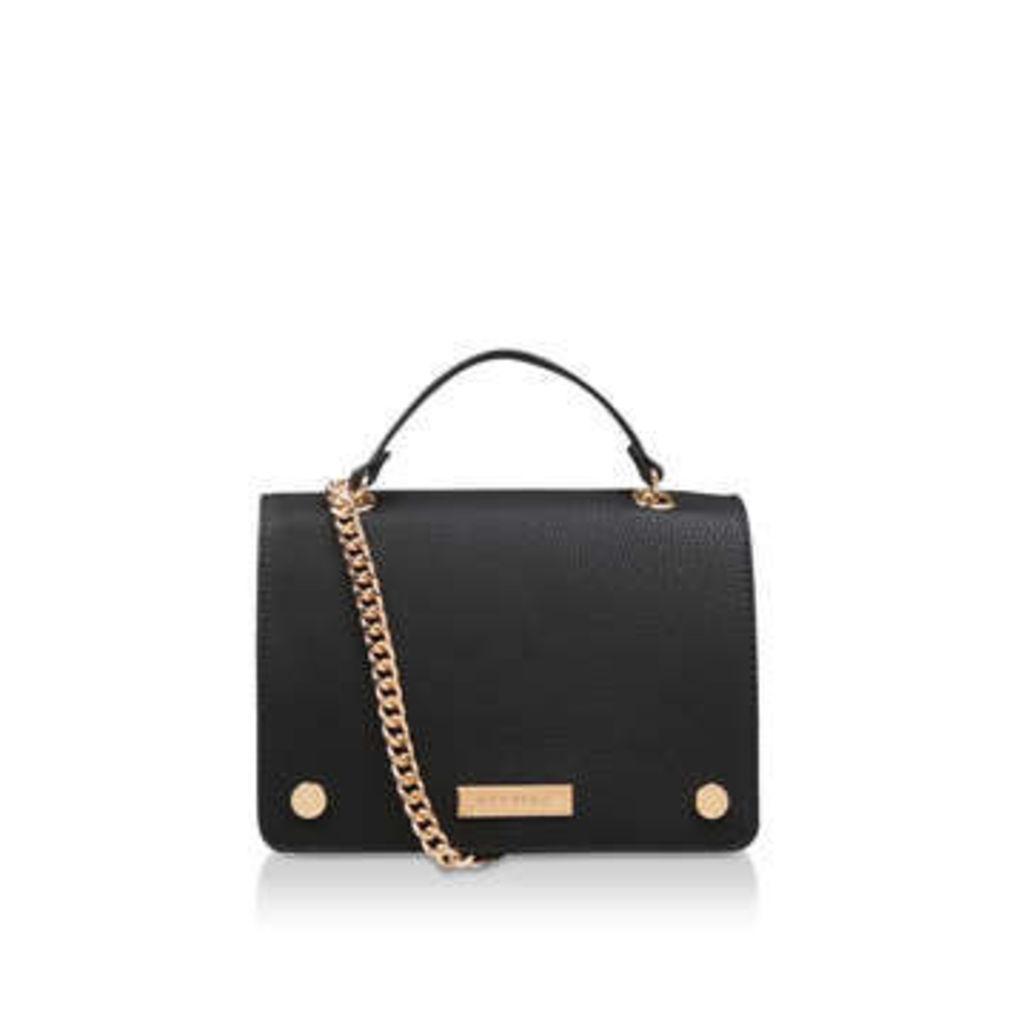 Carvela Rhona X Body - Black Cross Body Bag