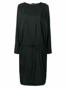 Plan C long tunic dress - Black