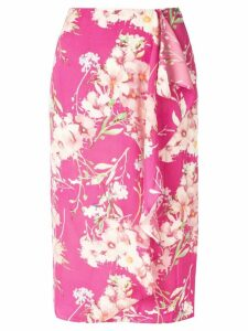 Essentiel Antwerp Silliam patterned skirt - Pink