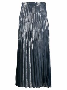 Lorena Antoniazzi pleated skirt - Silver