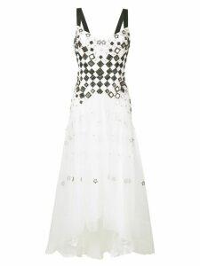 Temperley London Splendour dress - White