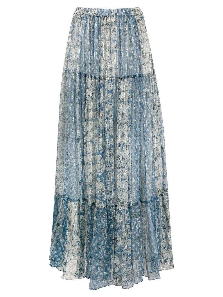Mes Demoiselles buena vista skirt - Blue