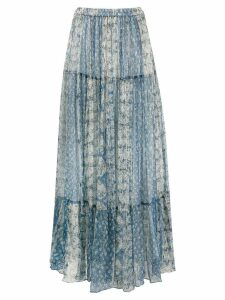 Mes Demoiselles buena vista skirt - Blue