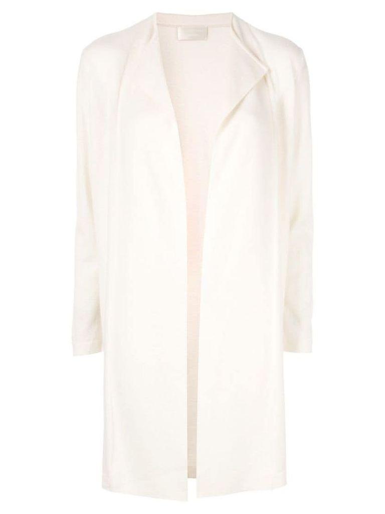 Anteprima lightweight cardi-coat - White