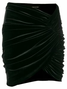 Alexandre Vauthier fitted short skirt - Black