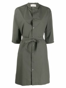 Stephan Schneider Spectrum shirt dress - Green
