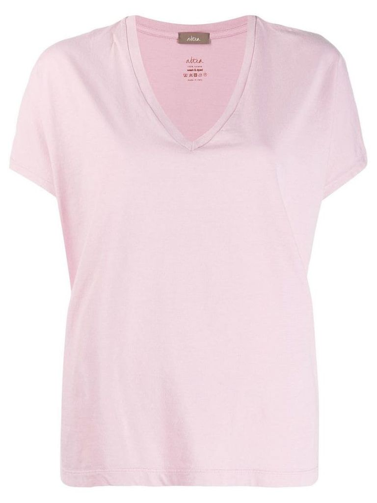 Altea basic T-shirt - Pink