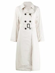 Max Mara belted trench coat - Neutrals