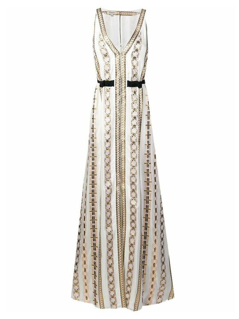Temperley London Spirit long dress - White