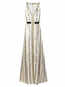 Temperley London Spirit long dress - White