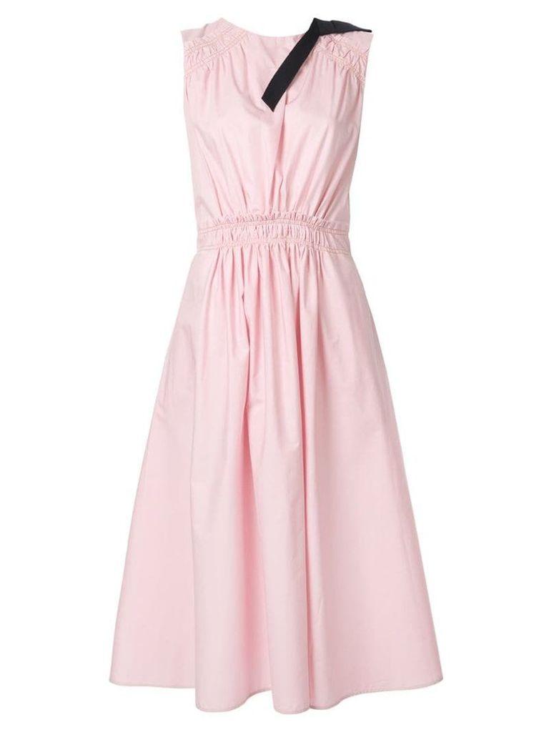 Roksanda pleated summer dress - Pink