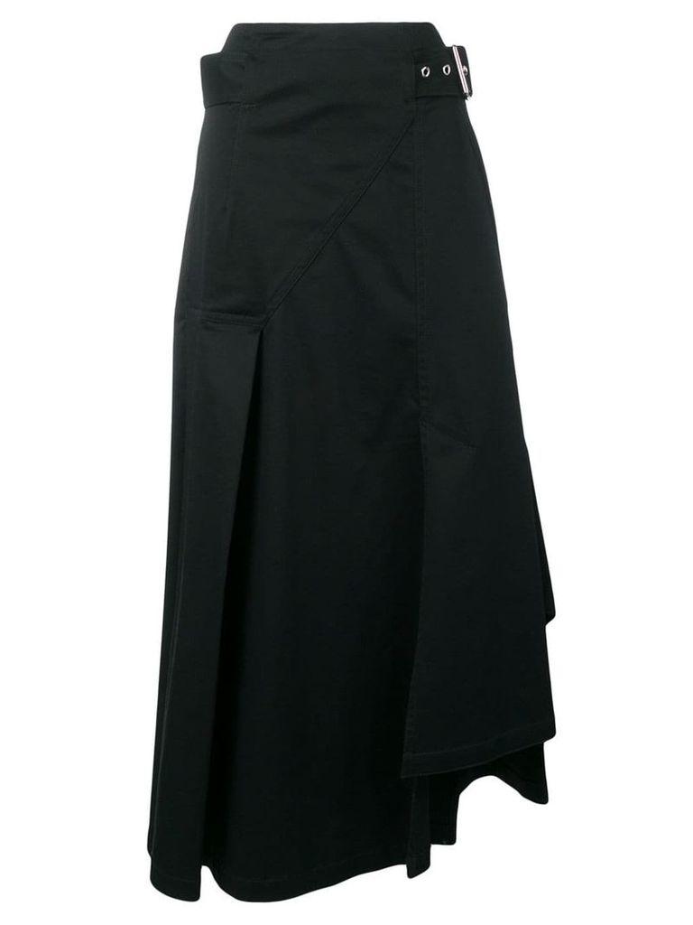 3.1 Phillip Lim utility belted skirt - Black