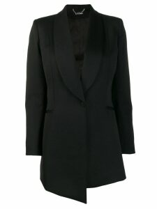 Styland asymmetric blazer - Black