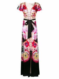 Temperley London Giselle v-neck dress - Pink