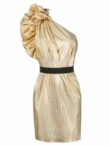 IN THE MOOD FOR LOVE aga dress - Gold