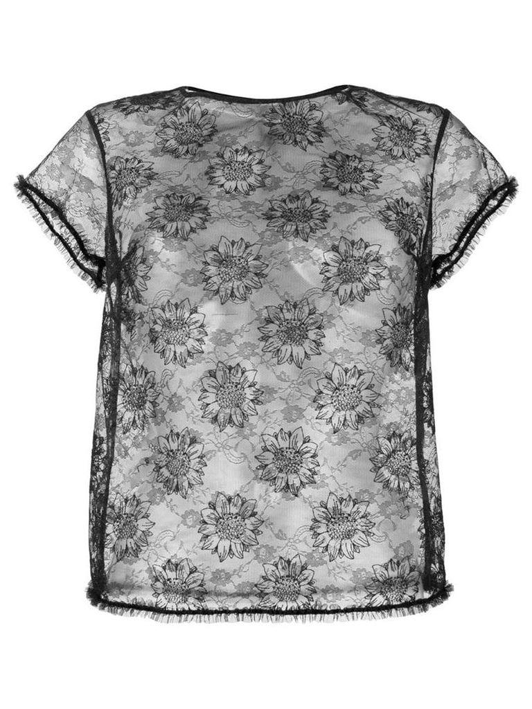 Myla Sunbury Street Collection T-shirt - Black