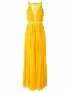 Tufi Duek pleated gown - 53117