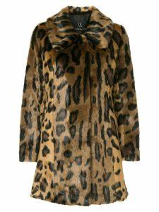Unreal Fur Furever Coat - Brown