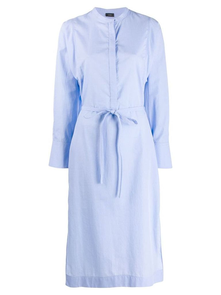 Joseph Ferris shirt dress - Blue
