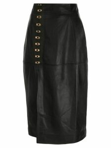 Alice Mccall Sweet street midi skirt - Black