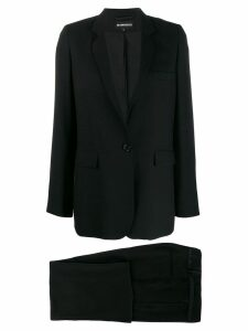 Ann Demeulemeester loose fit blazer - Black