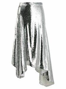 Walk Of Shame sequin skirt - Silver
