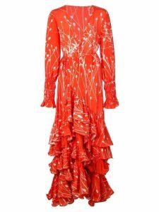 Alexis Rodina dress - Red