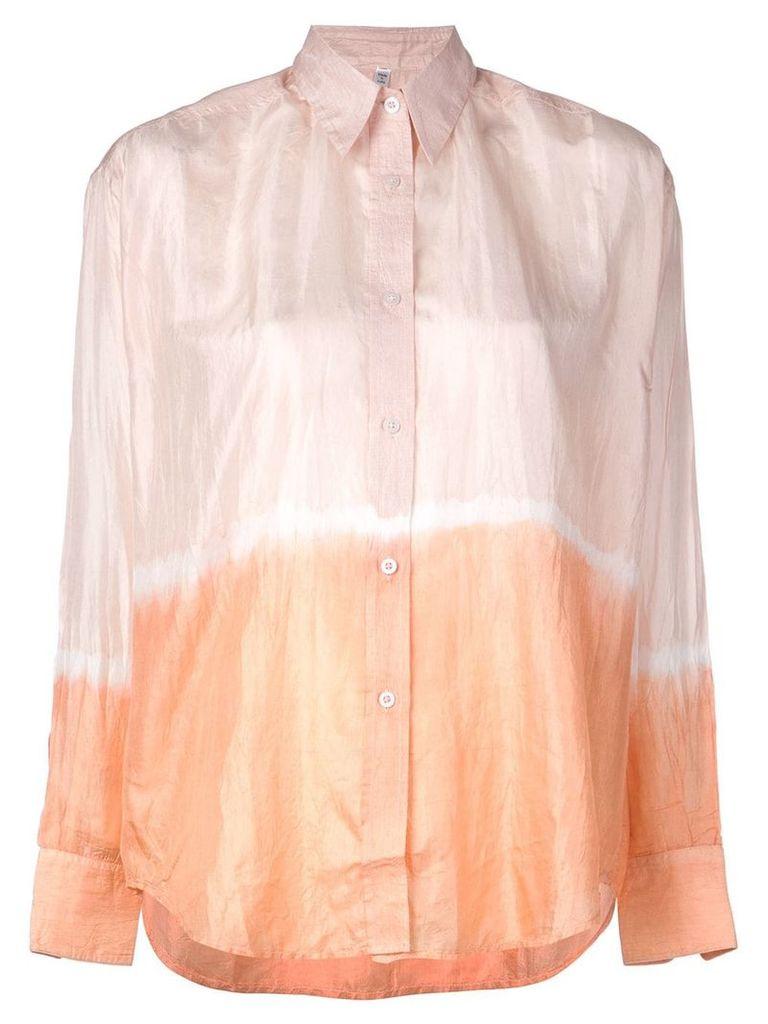 Tome Madder shirt - Pink
