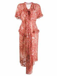 Preen By Thornton Bregazzi Misty dress - Red