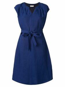 Ballsey short-sleeved dress - Blue