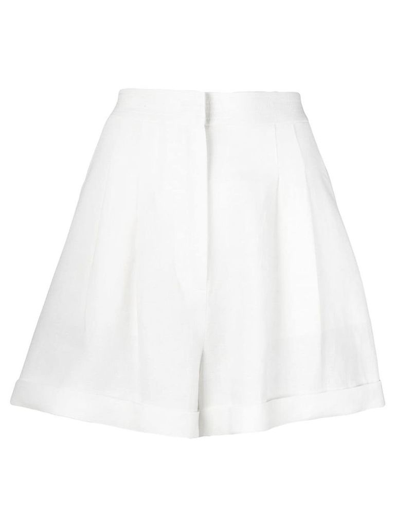 Le Kasha Cesaree short skirt - White