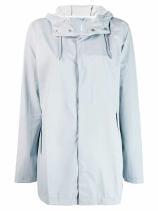 Rains short rain coat - Grey