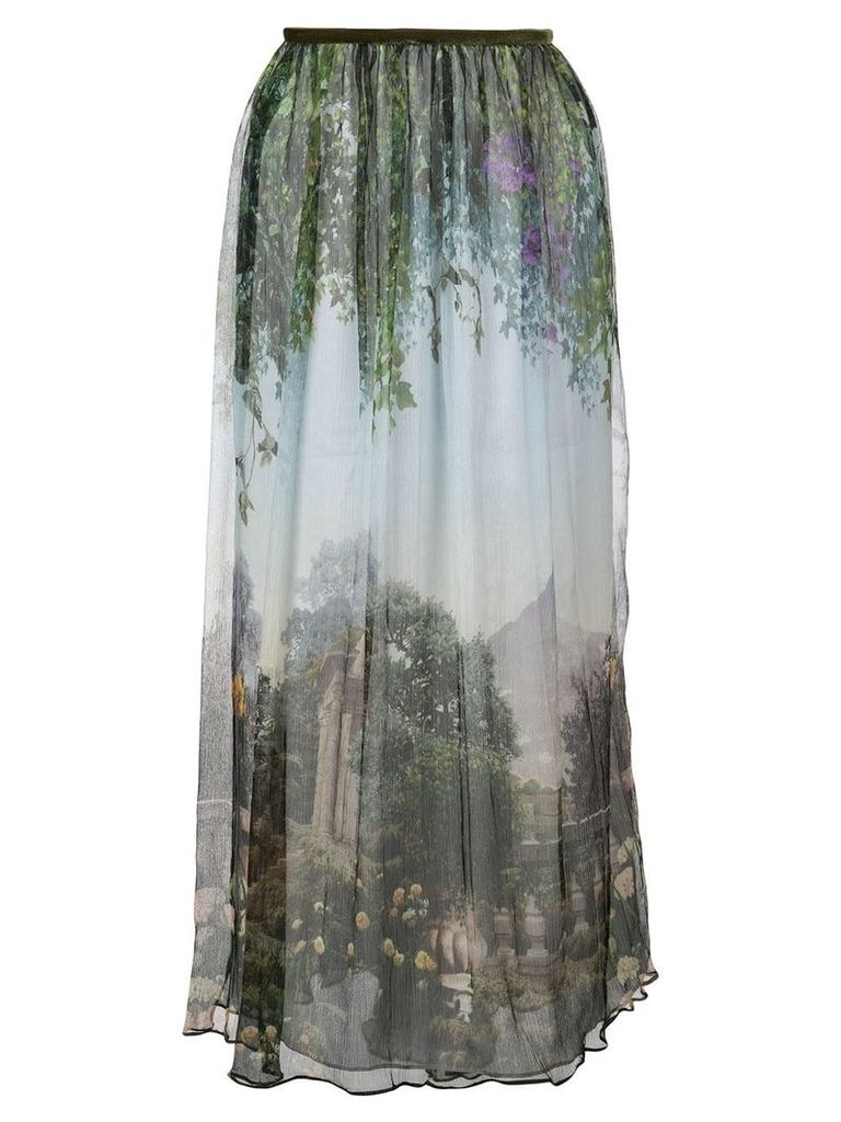 Fete Imperiale Maia skirt - Green