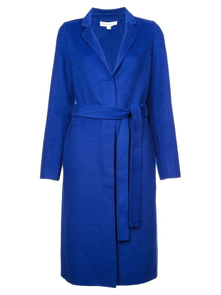 Robert Rodriguez Studio single breasted coat - Blue