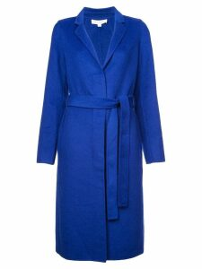 Robert Rodriguez Studio single breasted coat - Blue