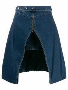 Diesel Red Tag Blasphemous denim skirt - Blue