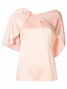 Peter Pilotto asymmetric blouse - Pink