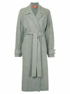 Manning Cartell belted trench coat - Grey