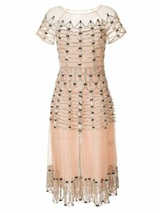 Temperley London Clio dress - Brown