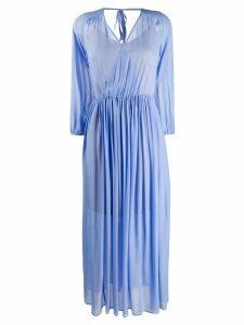 Semicouture Olimpo Inocent Dress - Blue