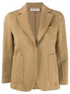 Kiltie tailored blazer jacket - Neutrals