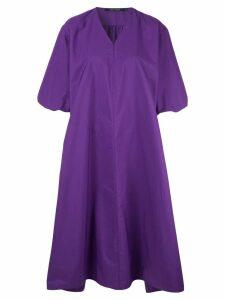 Sofie D'hoore V-neck dress - Purple