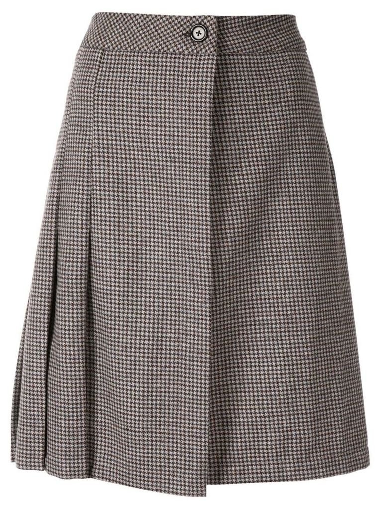 Zambesi pleated College skirt - Grey