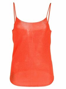 Lemaire scoop neck camisole - Red