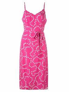 HVN line of hearts dress - Pink