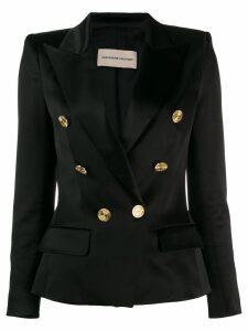 Alexandre Vauthier button embellished blazer - Black