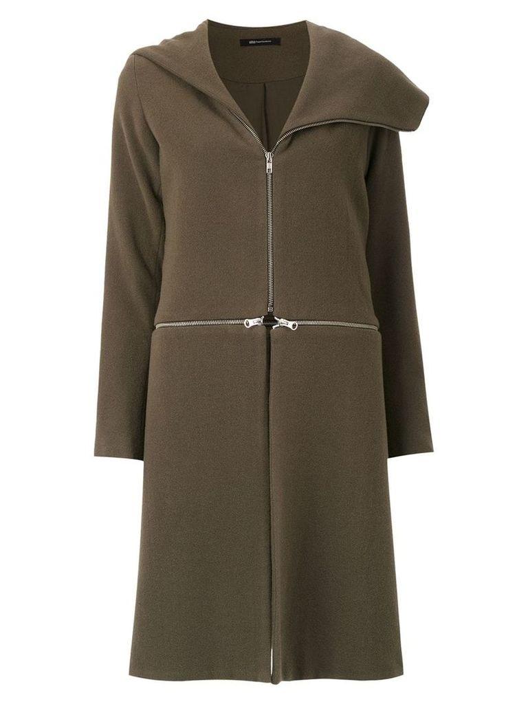Uma Raquel Davidowicz Marta coat - Green