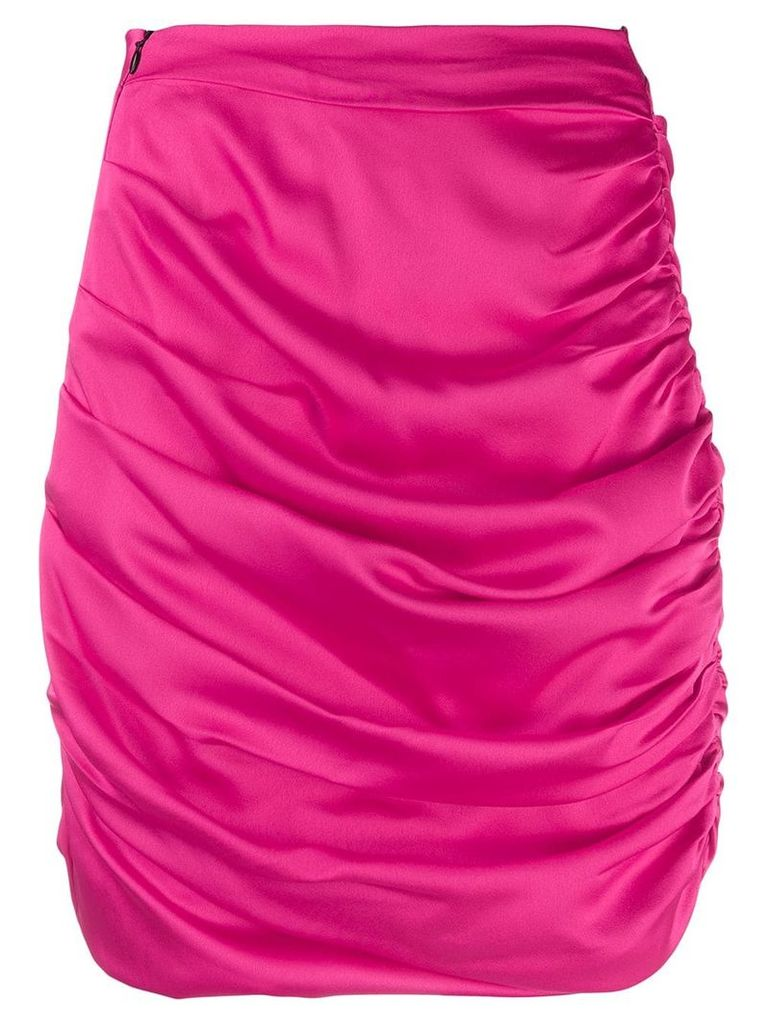 Nineminutes The Curling skirt - Pink